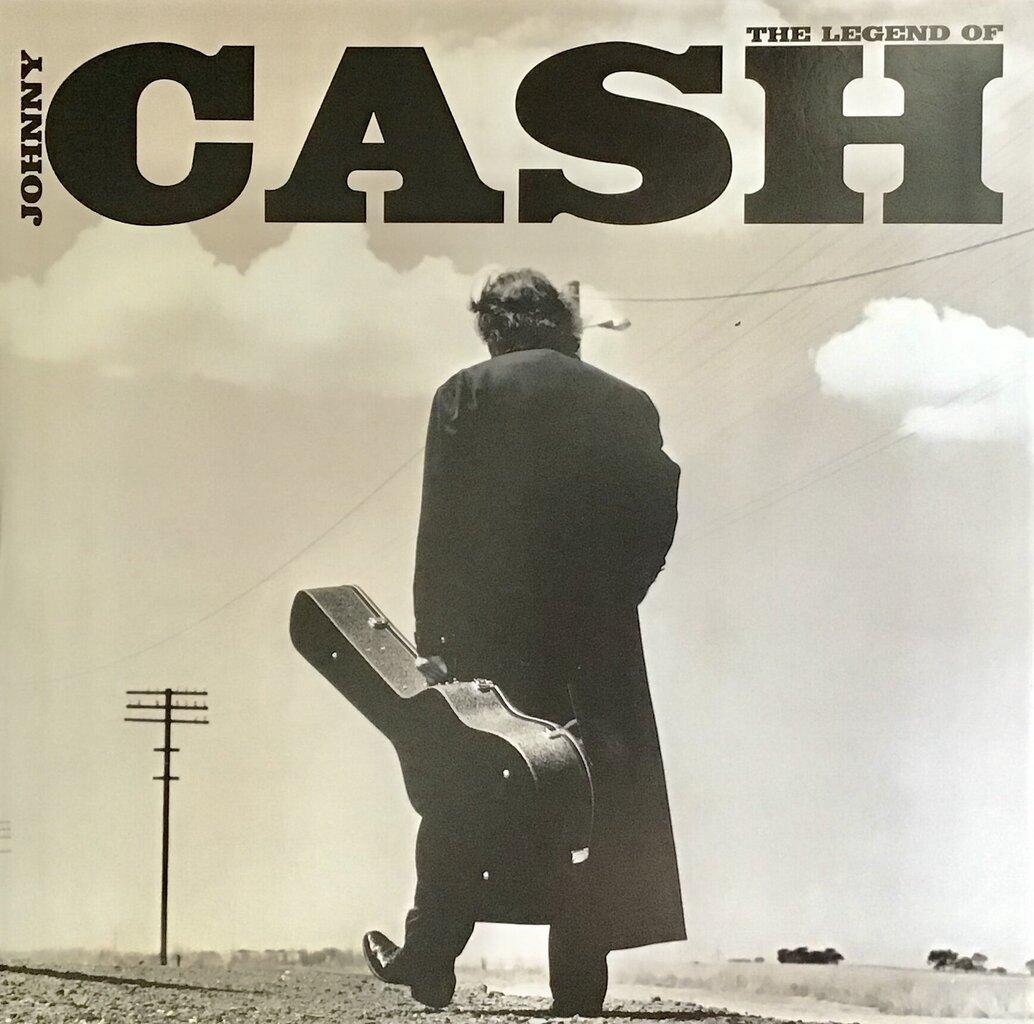 Johnny Cash - The Legend of... Back To Black